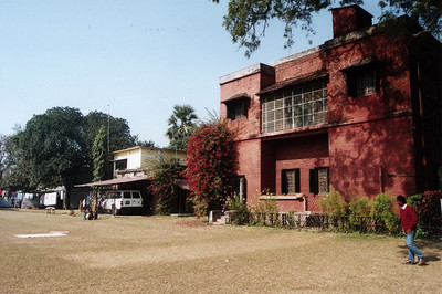 Dinajpur Baptist Mission. One of the old out-stations of William Carey.